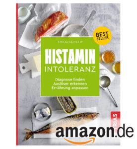 Histaminintoleranz von Thilo Schleip TRIAS Verlag 2020