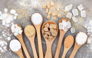 Zuckerstoffe bei Fructoseintoleranz