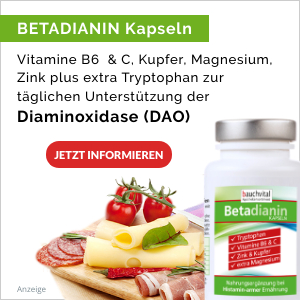 Diaminoxidase Vitamine Kupfer Zink Magnesium