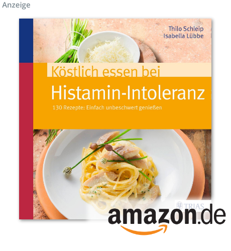 Kochbuch köstlich essen bei Fructose-Intoleranz