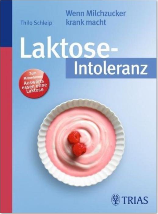 Laktose-Intoleranz Trias Verlag Thilo Schleip