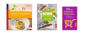Bücher über Histaminintoleranz von Thilo Schleip