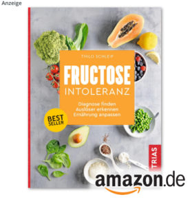 Fructoseintoleranz TRIAS Verlag Thilo Schleip
