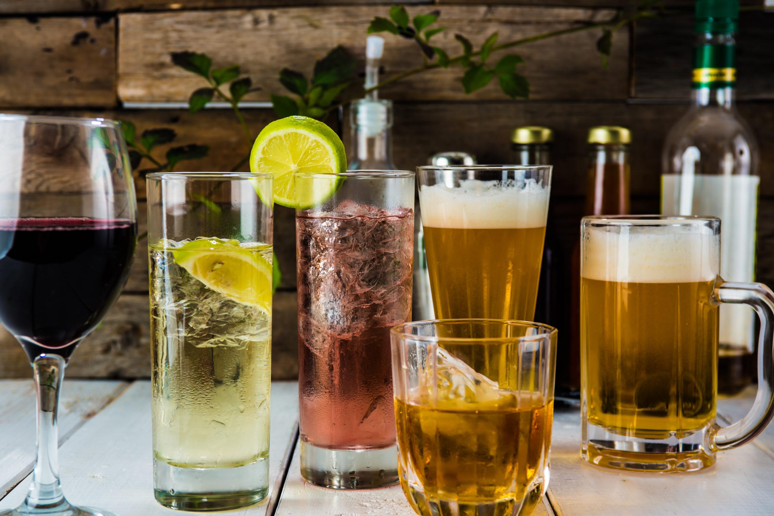 Geeignete Getränke bei Histaminintoleranz