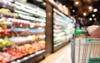 Einkaufen von Histaminarmen Kost im Supermarkt