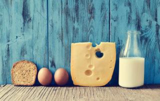 Milchprodukte nicht mehr wegzudenken